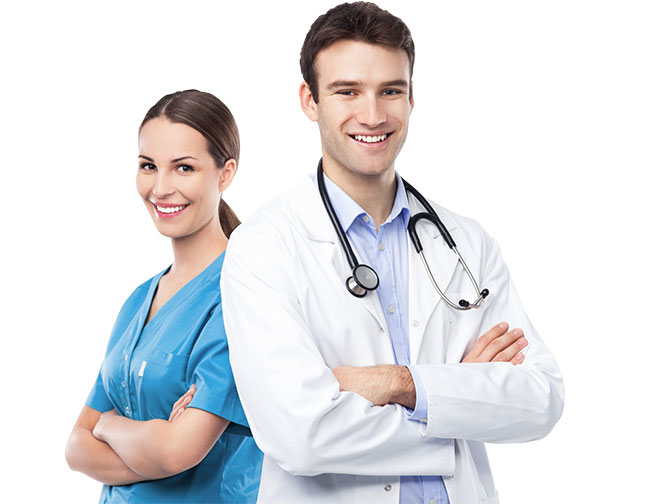 get in touch with our experienced doctors and nurses
